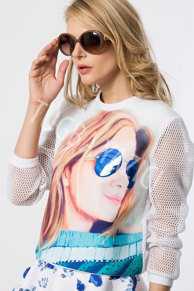 Cool Woman Fileli Sweatshirt